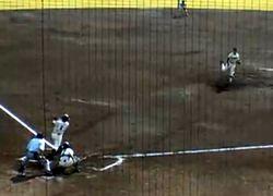 2006秋高校野球大会 圧巻の2発 170メートル弾