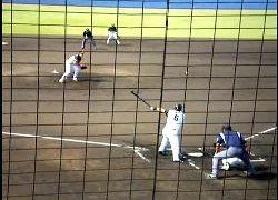 中田95打点目 イースタン・タイ記録 動画あり