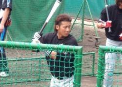 中田・打撃不振を一掃・対横浜戦でHRを含む3安打