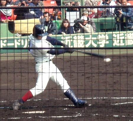 中田翔バッティング画像2