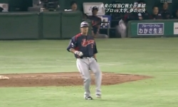 中田翔 走塁ミス2