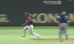 中田走塁ミス6